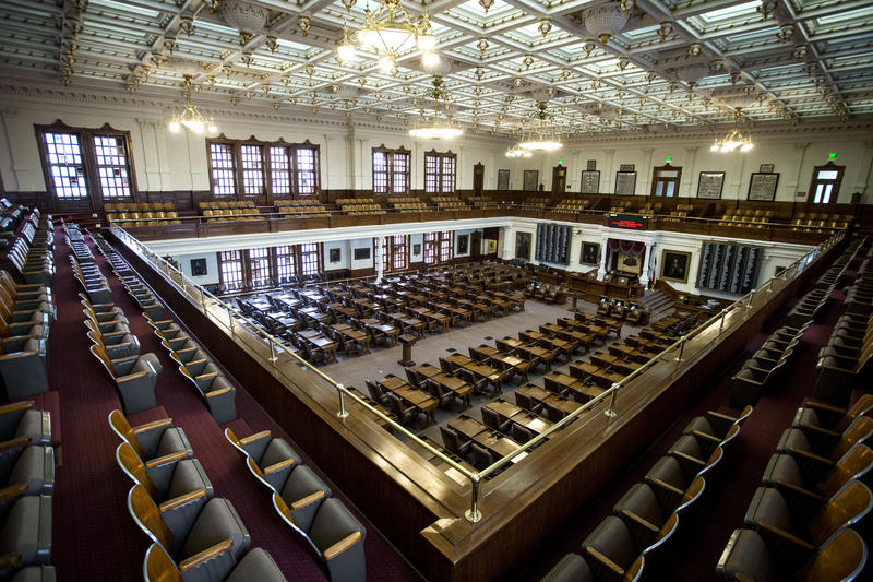 About 110 women have signed up to run for seats in the Texas Legislature this year.