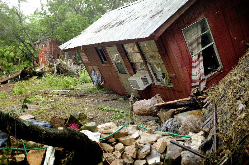 Deadly flooding hit Central Texas over Memorial Day weekend in 2015. Heavy rain caused the Blanco River to rise, damaging or destroying more than 2,000 homes in Wimberley.