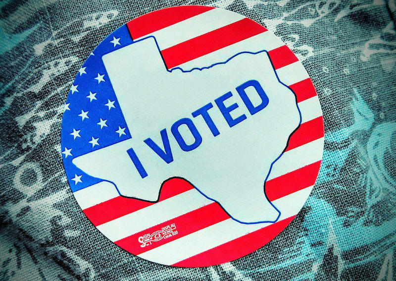 A pair of political scientists were asked by the Justice Department to determine how many Texans lack the documents required to vote.