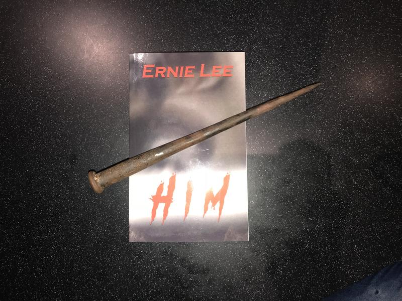 """Him"" book cover"