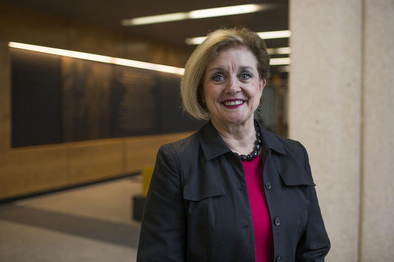 Travis County Clerk Dana DeBeauvoir has spent more than a decade working with researchers to design a new voting machine.