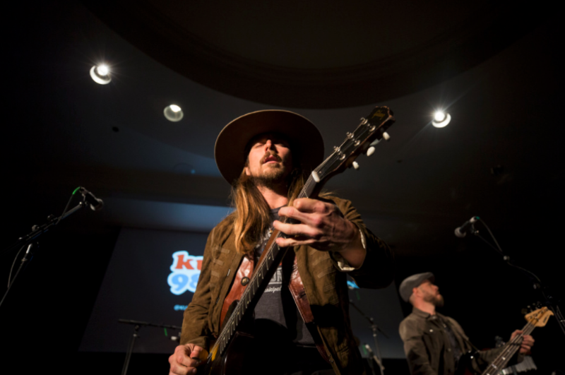 Lukas Nelson & Promise of the Real perform at the Four Seasons during SXSW.