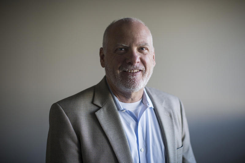 David Steinwedell is president of Affordable Central Texas, a nonprofit trying to create more affordable housing for the Austin's workforce.