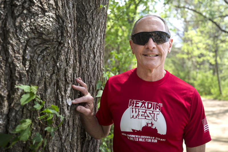 Will Neely noticed different tags on different trees along the Lady Bird Lake trails. So he asked KUT to explore for our ATXplained project.