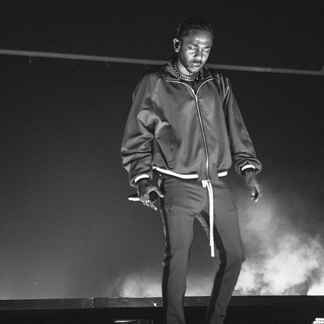 Kendrick Lamar is headlining a jam-packed hip hop bill at Circuit of the Americas on Friday.