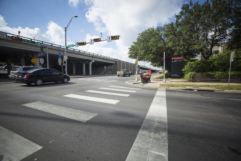 Pedestrians make up roughly a third of people killed in traffic accidents in Austin.