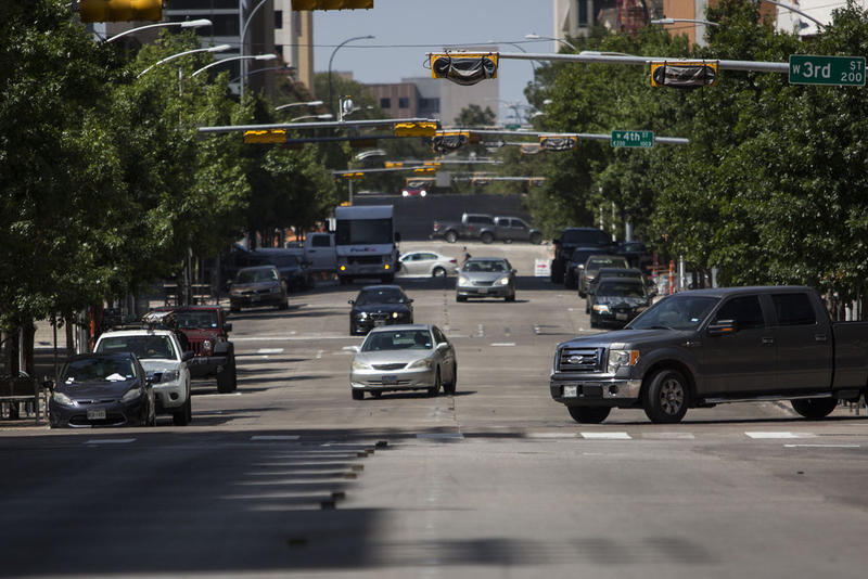 Colorado Street is becoming a two-way street.