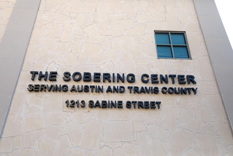 The Austin-Travis County sobering Center on Sabine Street will provide a place for intoxicated people to get sober 24 hours a day.