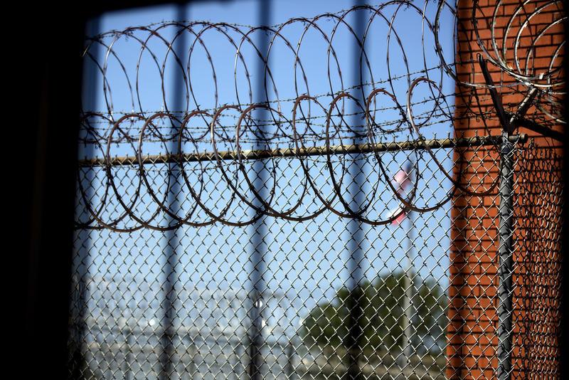 The Thomas Goree Unit, a Texas state prison in Huntsville.