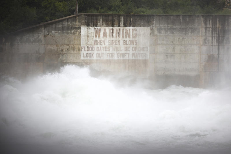 The LCRA says it likely won't open a record-setting eight floodgates at the Mansfield Dam on Thursday.