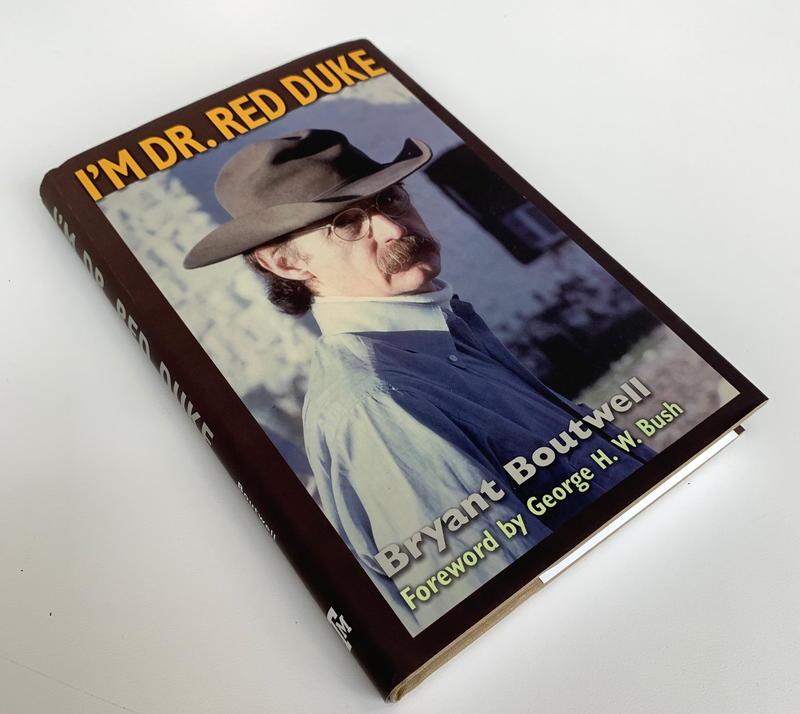 Red Duke book cover