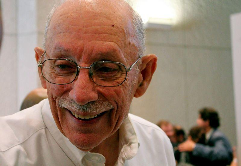 Longtime political fixture Gus Garcia died Monday at 84.