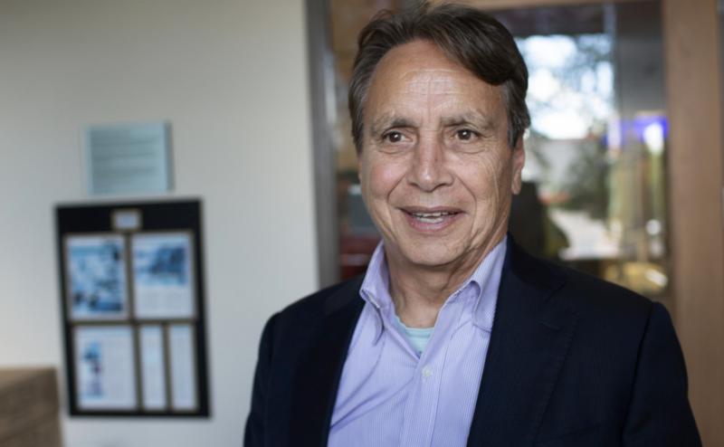 Dr. Juan Sanchez is the CEO of the East Austin charity Southwest Key.