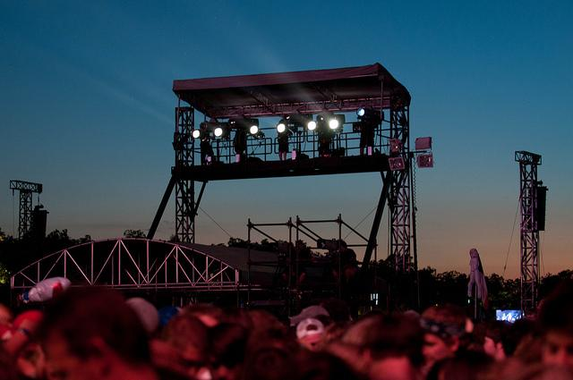 We now know who will take the stage for ACL 2012.