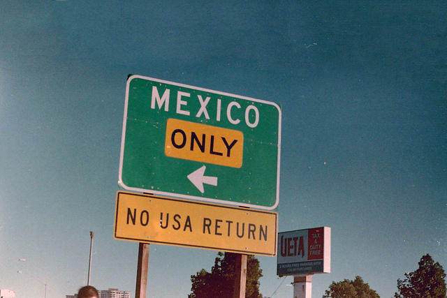 Study finds hundreds of thousands of Mexican immigrants are leaving the U.S.