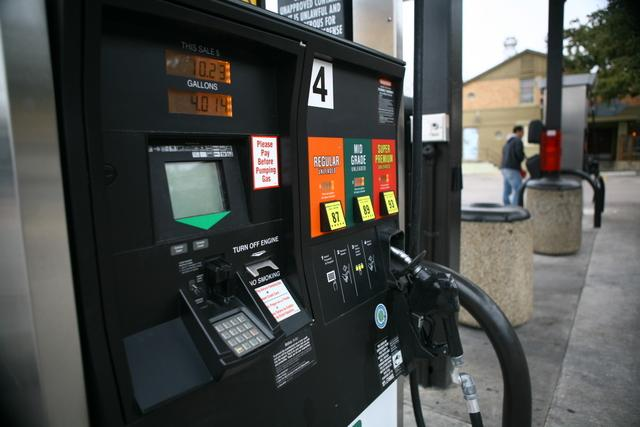 Austin gas prices have risen 17 cents in the last month.
