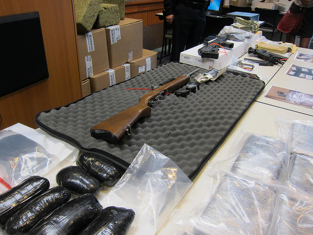 The Austin Police Department seized nearly $8 million worth of drugs in three raids in March.
