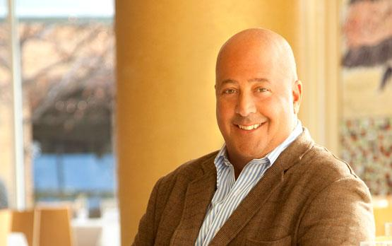 Andrew Zimmern says the best part of Austin's food scene is the diners.