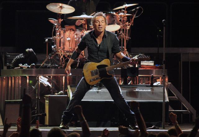 Bruce Springsteen is this year's SXSW Music keynote speaker.