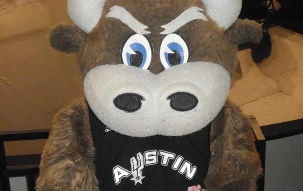 """Da Bull"" will be cheering on the Toros in their championship game."