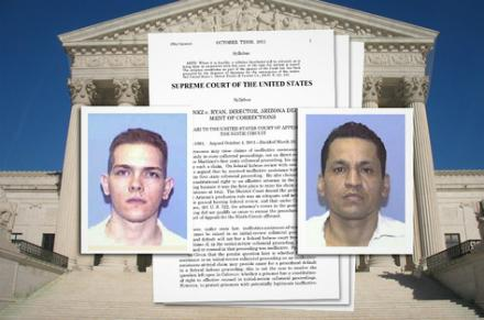Two Texas Death Row inmates have hopes set on yesterday's U.S. Supreme Court ruling.