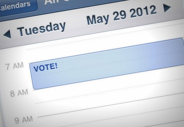 Mark your calendars: Texas primaries are set for May 29.