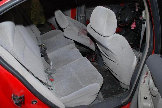 An image of the interior of the car.