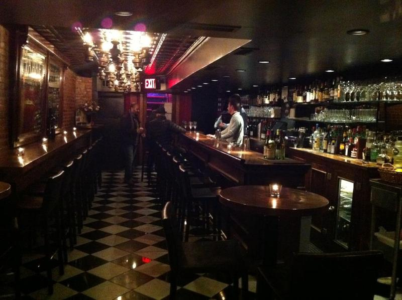 A look inside Paul Oveisi' s new Austin-themed bar in NYC called Zirzamin