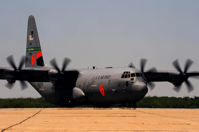 Battle Over Resources At Wildfire Hurricane Preparedness