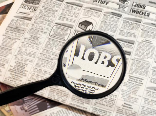 The latest numbers show fewer people are searching for jobs across Texas and here in Austin.