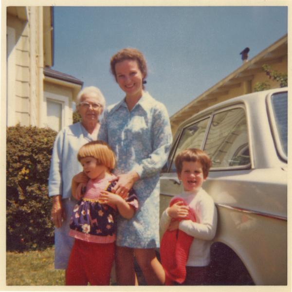Nancy Langert, mother of Austin writer Max Langert, and baker extraordinaire.