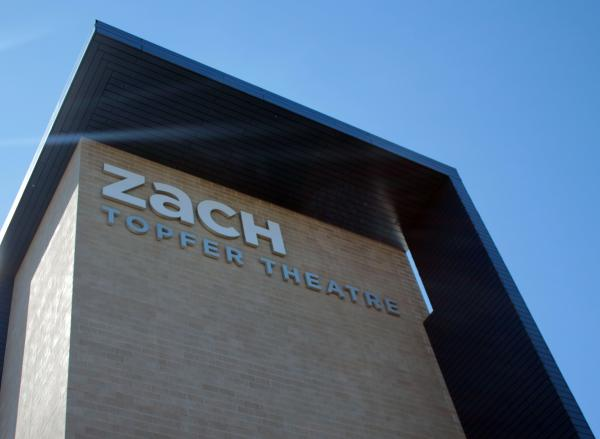 The Zach Topfer Theatre, formerly known as Zach Scott, always has a show for the adults or the whole family.
