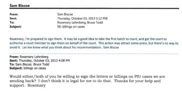 This email exchange was included as backup as part of the Travis County Commissioners Court Oct. 8 meeting.