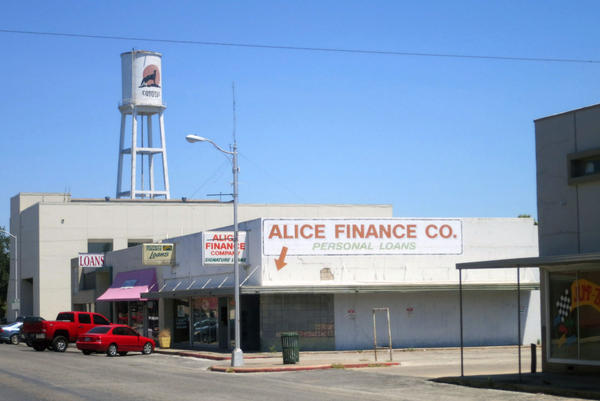 Roughnecks or not, many in Alice, Texas, have felt the ripple effect of the oil bust.