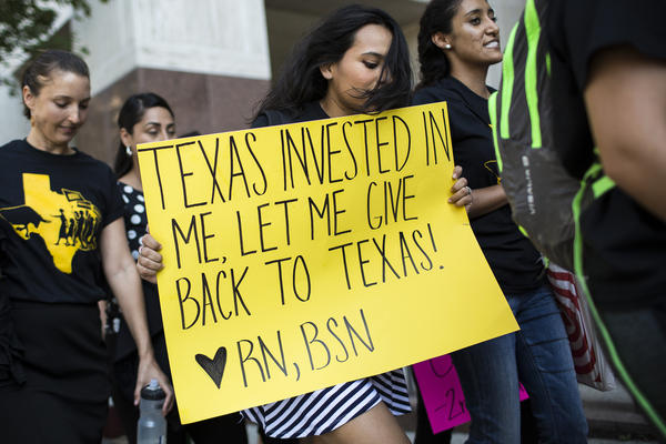 Texas stands to lose $6 billion annually if DACA ends