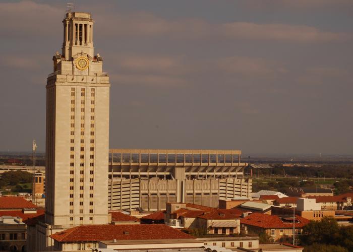 Univeristy Of Texas Natural Sciences Austin