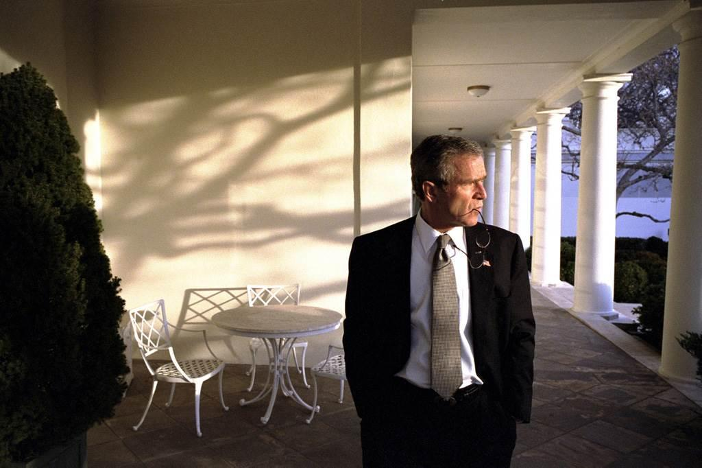 Interview The White House Photographer Inside The Bush
