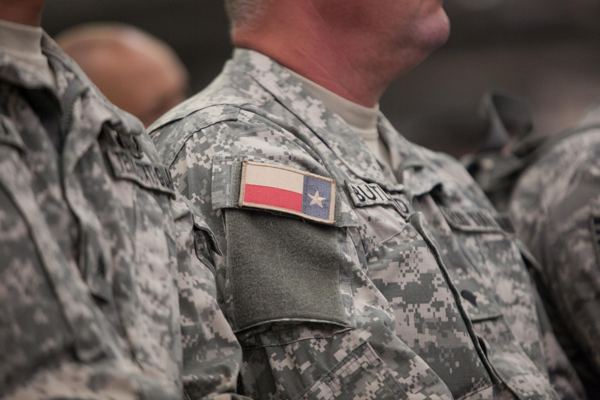 Texas National Guard Troops Have Arrived in the Rio Grande ...