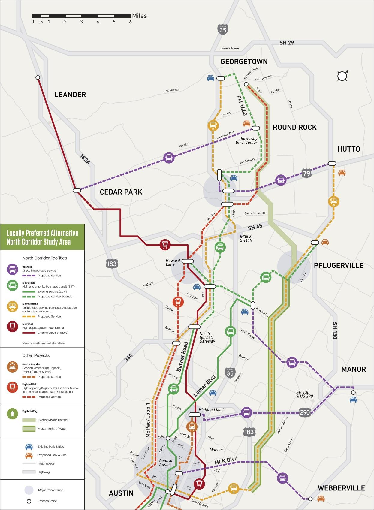Rail Failed But Its Not the End of Transit Improvements in Austin