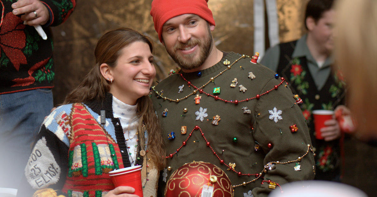 Is The Ugly Christmas Sweater Bubble About To Burst? | KUT
