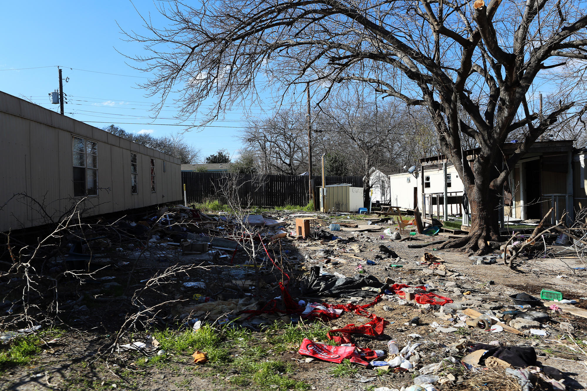 At Comfort Park On Riverside Drive The Trash And Debris Are Least Of Neighbors Problems Still Some Report That Drug Crimes Committed In Plain