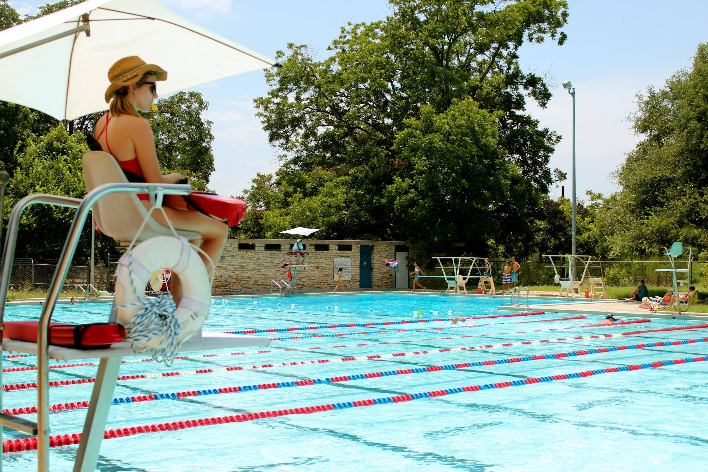 Where to swim around swim for Public swimming pools in mckinney tx