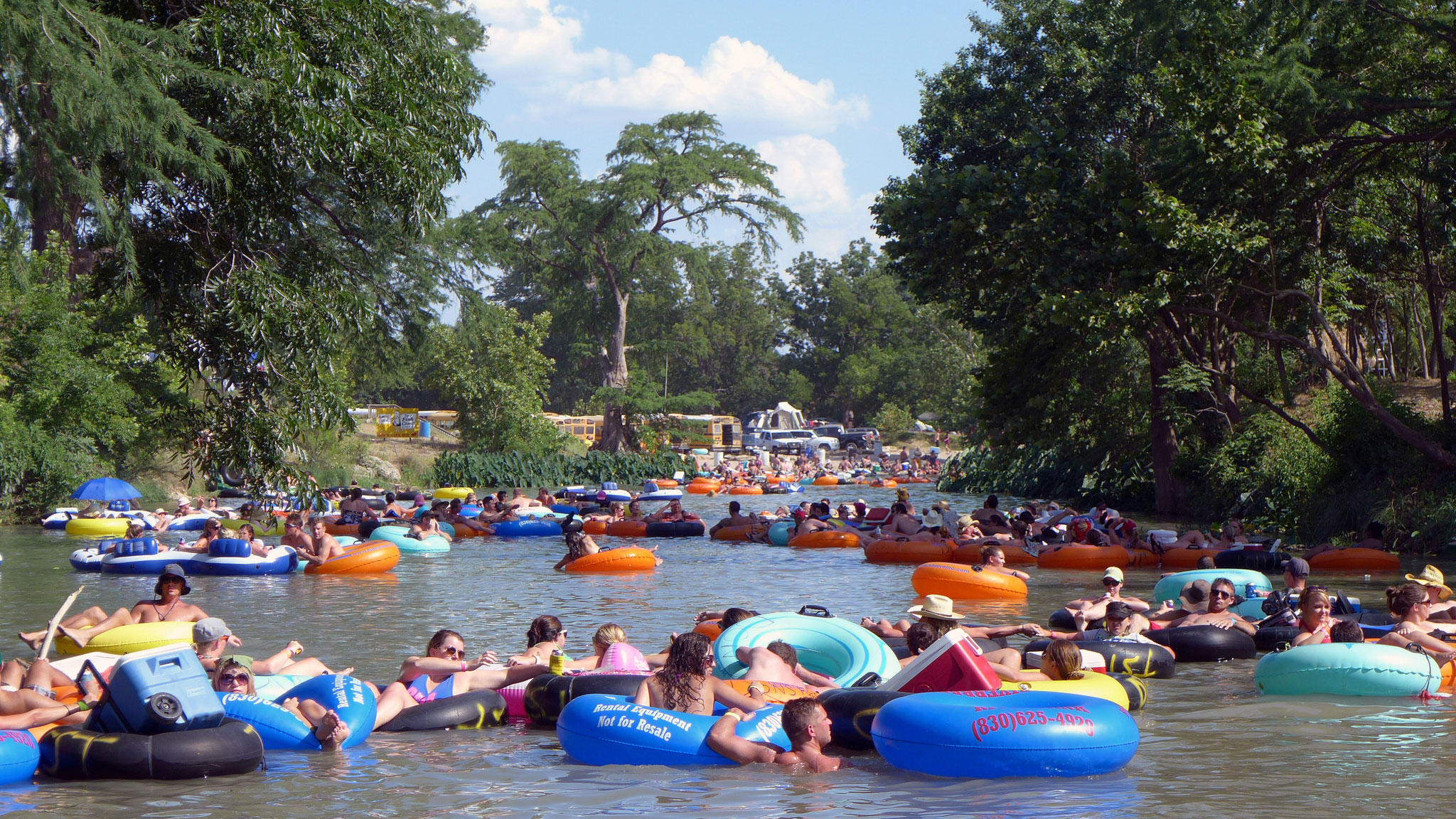 Plan to Clean Up San Marcos River Could Mean You Pay More for Tubing ...