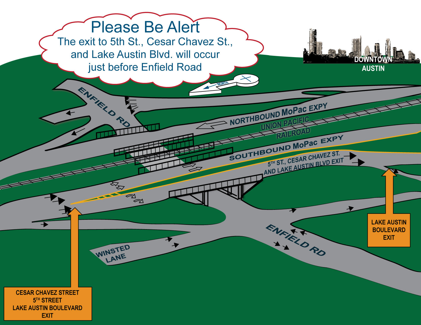 Exit Changes Come to MoPac on ...