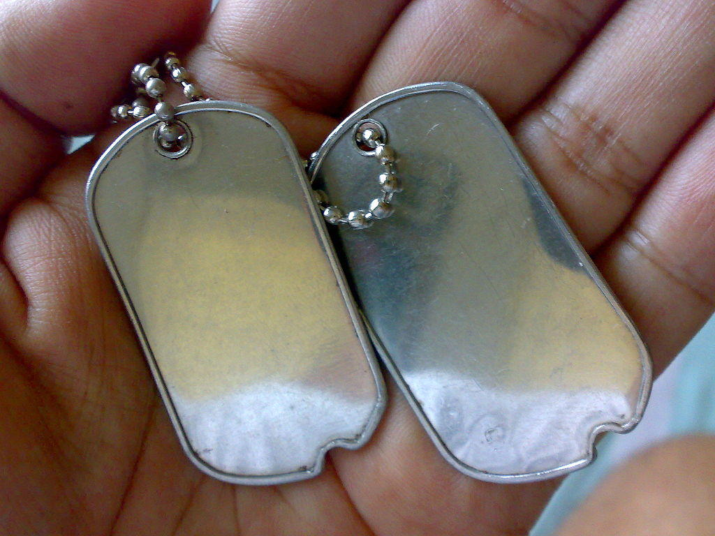 Why Do Service Members Have  Dog Tags