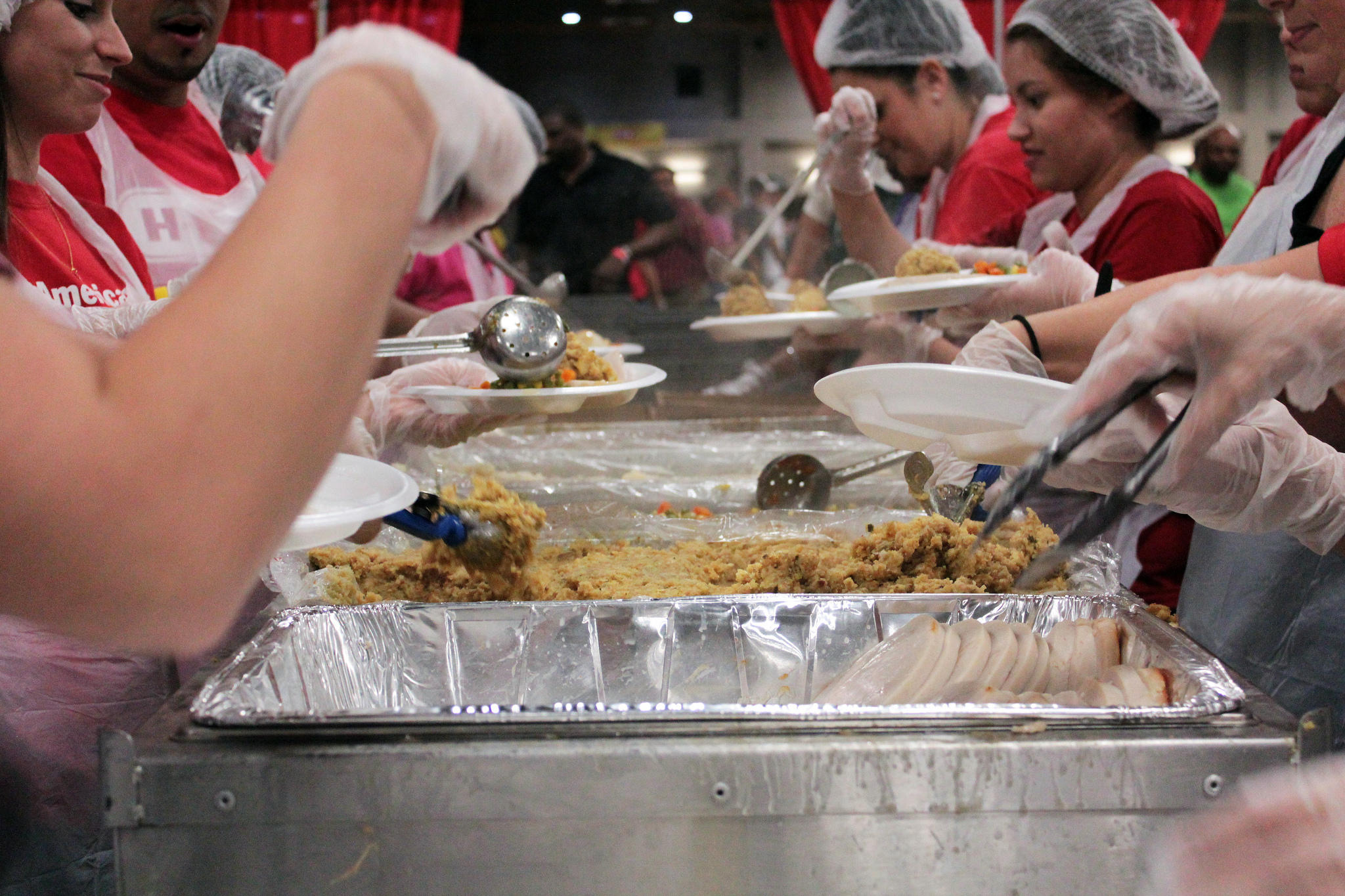 What You Should Know Before Volunteering To Serve Food During The