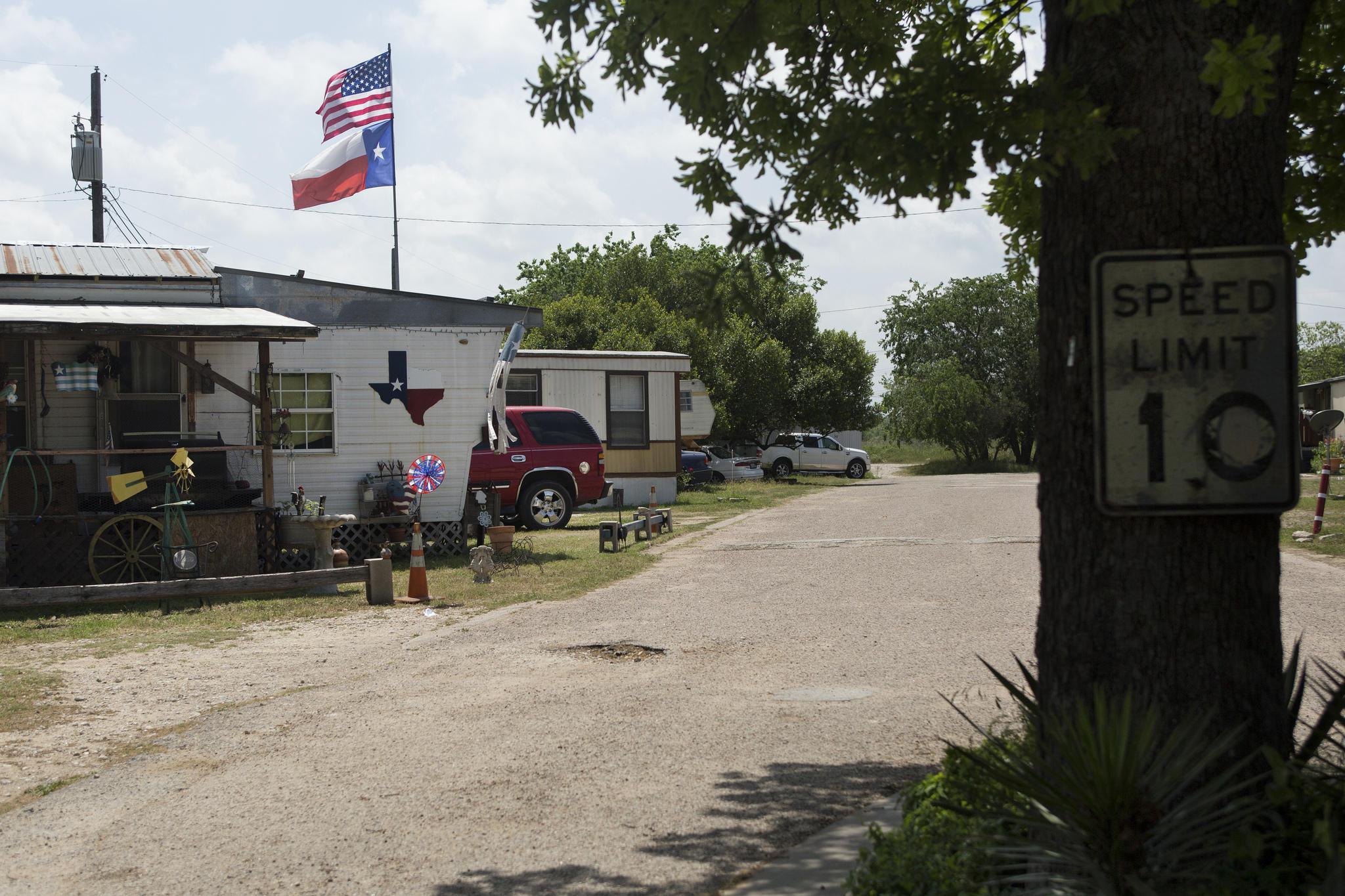City Expands Program For Displaced Residents To Include Mobile Home Parks