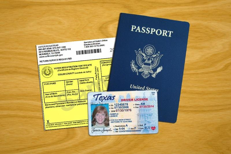 Deadline Approaches For Texas Voter ID Law But It Likely Wont End - Texas legal documents