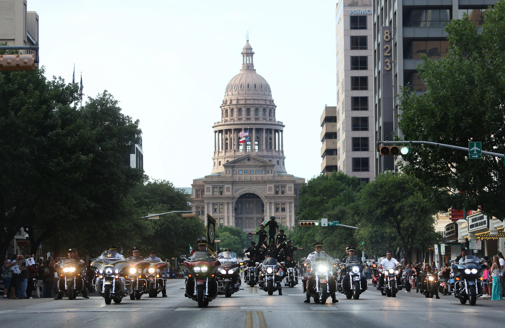 National black bikers roundup 2016 - A File Photo From Rot Rally In 2014
