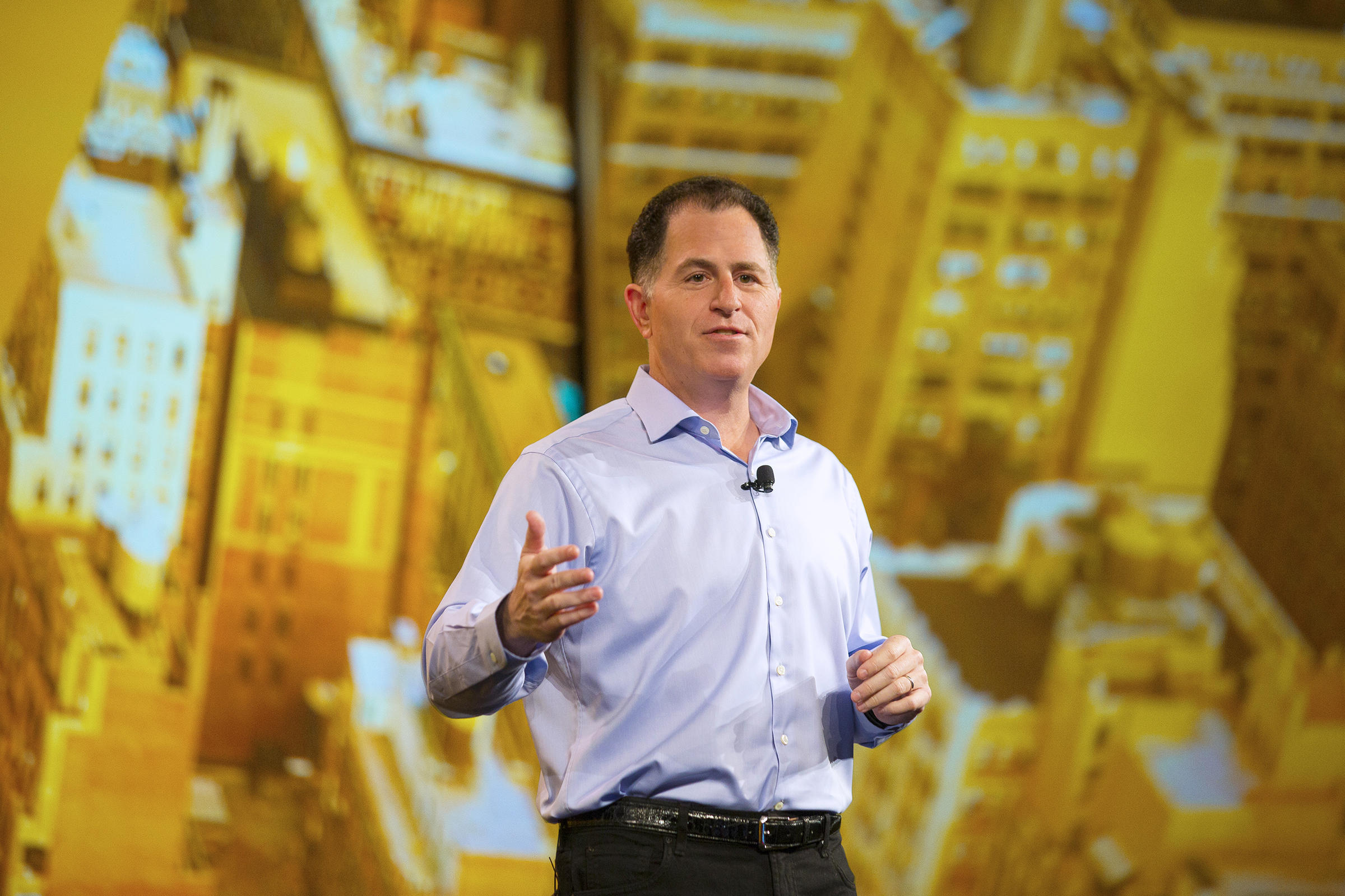michael dell leadership style Billionaire michael dell has been scooping up local tv stations across the country in recent years now, he stands to make as much as $4 billion from a.